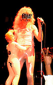The Tubes - Vocalist Fee Waybill performing live at the Astoria in London UK - 17 Dec 2001.  Photo credit: George Chin/IconicPix