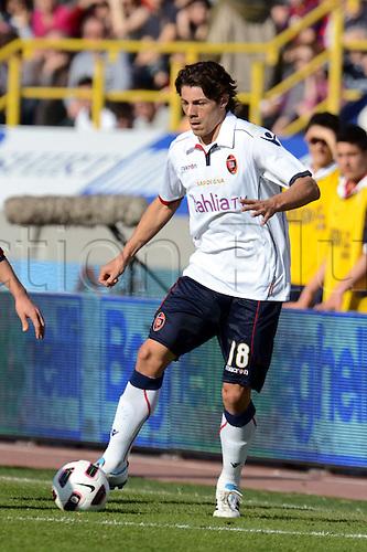 Nene (Cagliari), MARCH 6, 2011 - Football : Italian  Series A  match between Bologna 2-2 Cagliari at Renato Dall'Ara Stadium in Bologna, Italy.