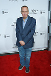 "Gilbert Gottfried arrives at the Clive Davis: ""The Soundtrack Of Our Lives"" world premiere for the Opening Night of the 2017 TriBeCa Film Festival on April 19, 2017 at Radio City Music Hall."