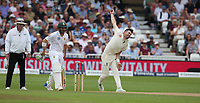 England's James Anderson<br /> <br /> Photographer Stephen White/CameraSport<br /> <br /> Investec Test Series 2017 - Second Test - England v South Africa - Day 3 - Sunday 16th July 2017 - Trent Bridge - Nottingham<br /> <br /> World Copyright &copy; 2017 CameraSport. All rights reserved. 43 Linden Ave. Countesthorpe. Leicester. England. LE8 5PG - Tel: +44 (0) 116 277 4147 - admin@camerasport.com - www.camerasport.com