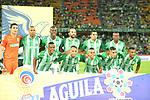 Atlético Nacional venció 1-0 a Deportes Tolima. Fecha 13 Liga Águila II-2019.