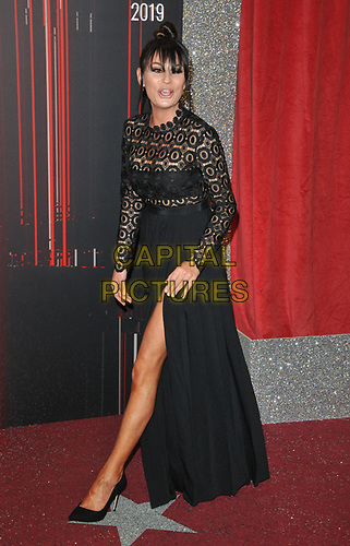Lucy Pargeter at the British Soap Awards 2019, The Lowry Theatre, Pier 8, The Quays, Media City, Salford, Manchester, England, UK, on Saturday 01st June 2019.<br /> CAP/CAN<br /> ©CAN/Capital Pictures