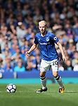 Everton's Davy Klaassen in action during the premier league match at Goodison Park, Liverpool. Picture date 12th August 2017. Picture credit should read: David Klein/Sportimage