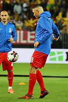Renat Dadashov (Aserbaidschan) - 08.10.2017: Deutschland vs. Asabaidschan, WM-Qualifikation Spiel 10, Betzenberg Kaiserslautern