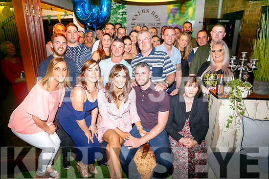 Surprise 30th Birthday for John Dunn, Spar Road Tralee, celebrating with family and friends at Benners Hotel on Saturday