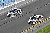 Monster Energy NASCAR Cup Series<br /> Daytona 500<br /> Daytona International Speedway, Daytona Beach, FL USA<br /> Sunday 18 February 2018<br /> Toyota Avalon parade vehicles<br /> World Copyright: Logan Whitton<br /> LAT Images