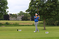 Ian Ellis (Gt Yarmouth &amp; Caister GC) on the 7th tee during Round 1 of the Titleist &amp; Footjoy PGA Professional Championship at Luttrellstown Castle Golf &amp; Country Club on Tuesday 13th June 2017.<br /> Photo: Golffile / Thos Caffrey.<br /> <br /> All photo usage must carry mandatory copyright credit     (&copy; Golffile | Thos Caffrey)
