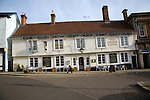 The Crown Hotel, Framlingham, Suffolk