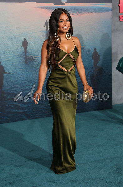 "08 March 2017 - Hollywood, California - Christina Milian. ""Kong: Skull Island"" Los Angeles Premiere held at Dolby Theatre. Photo Credit: AdMedia"