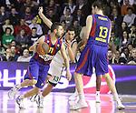 Euroleague el FC Barcelona guanya 83 -82 al Panathinaikos en el primer partit del playoff.