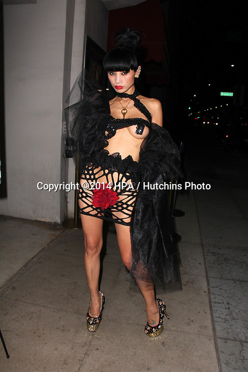 "LOS ANGELES - NOV 21:  Bai Ling at the ""The Key"" Premiere at the Laemmle's Music Hall on November 21, 2014 in Beverly Hills, CA"