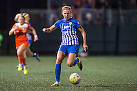 Allston, MA - Wednesday Aug. 31, 2016: Louise Schillgard during a regular season National Women's Soccer League (NWSL) match between the Boston Breakers and the Houston Dash at Jordan Field.