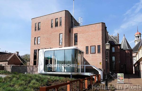 Nederland - Assen-  April  2019 . Het Drents Archief.  Foto Berlinda van Dam / Hollandse Hoogte