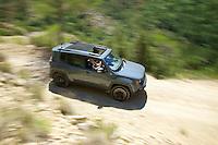 Jeeps in Spain