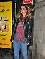 Louise Redknapp at the &quot;9 To 5 The Musical&quot; theatre cast stage door departures, The Savoy Theatre, The Strand, London, England, UK, on Tuesday 14th May 2019.<br /> CAP/CAN<br /> &copy;CAN/Capital Pictures