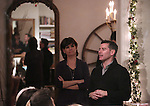 Beth Leavel and Chad Beguelin attend the Dramatists Guild Fund Salon with Matthew Sklar and Chad Beguelin at the home of Gretchen Cryer on December 8, 2016 in New York City.