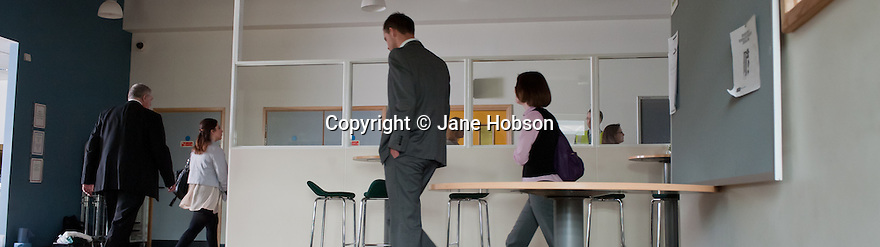 """Ouroboros"", a short film by the Lynch Brothers, is shot on location at Haringey Sixth Form College. 15th to 17th April 2011."