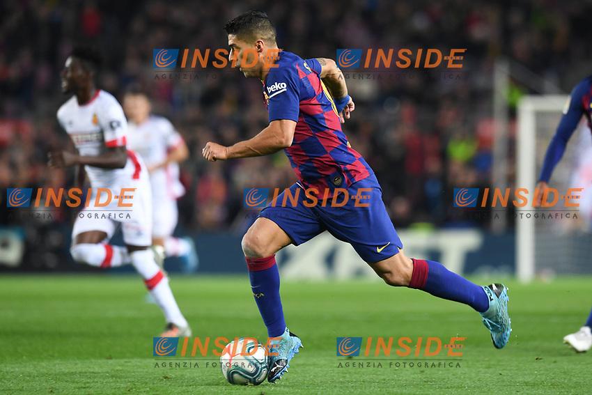 Luis Suarez<br /> 07/12/2019 <br /> Barcelona - Maiorca<br /> Calcio La Liga 2019/2020 <br /> Photo Paco Largo Panoramic/insidefoto <br /> ITALY ONLY