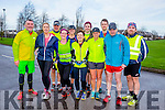 The New Marathon Training Group  on Saturday, Front l-r  Conor Cusack, Edel Broderick, Maria Moynihan, Lucy Fitzell, Breda Wilds and Marcus Howlett. Back l-r  John Counihan, Irene Kavanagh, Jessie Brosnan, Fergus Dennehy and Brian O'Shea