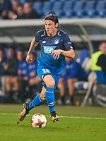 Nadiem AMIRI, Hoff 18   <br /> TSG 1899 HOFFENHEIM - ISTANBUL Basaksehir  3-0<br /> Gruppe C, Football UEFA Europa League, Hoffenheim, 19.10.2017<br /> EL Saison 2017/2018<br /> <br />  *** Local Caption *** © pixathlon +++ tel. +49 - (040) - 22 63 02 60 - mail: info@pixathlon.de