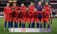 USMNT v Uruguay, September 10, 2019