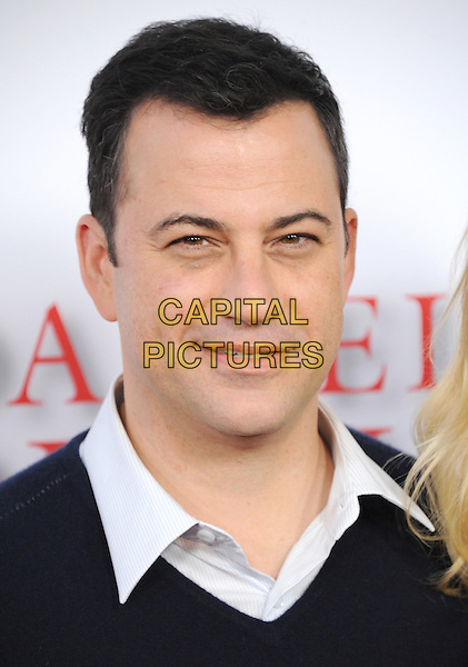 Jimmy Kimmel<br /> &quot;Lee Daniels' The Butler&quot; Los Angeles Premiere held at Regal Cinemas L.A. Live, Los Angeles, California, USA.        <br /> August 12th, 2013    <br /> headshot portrait black white shirt collar <br /> CAP/DVS<br /> &copy;DVS/Capital Pictures