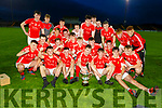 East Kerry winners of the Acorn Life U21 Football Championship Cup