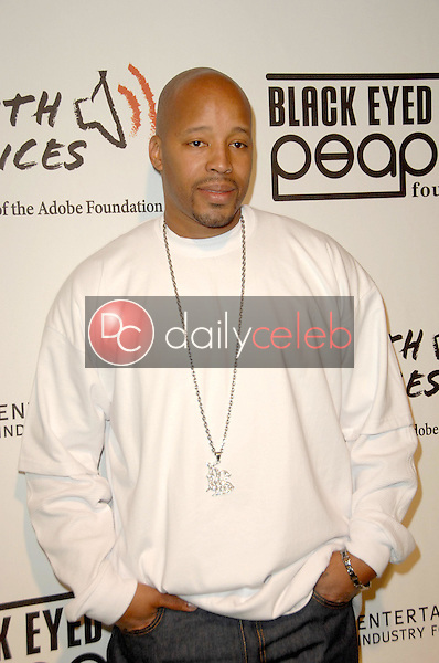 Warren G<br />at the 5th Annual Black Eyed Peas Peapod Foundation Benefit Concert. The Conga Room, Los Angeles, CA. 02-05-09<br />Dave Edwards/DailyCeleb.com 818-249-4998