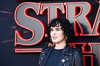 "LOS ANGELES - JUN 28:  Rumer Willis at the ""Stranger Things"" Season 3 World Premiere at the Santa Monica High School on June 28, 2019 in Santa Monica, CA"
