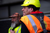 Site operations at CentrePort in Wellington, New Zealand on Tuesday, 14 August 2018. Photo: Dave Lintott / lintottphoto.co.nz