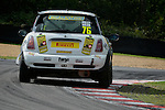 Jo Polley-Goldin - Lawrence Davey Racing Mini Cooper