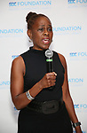 Chirlane McCray attend the SDC Foundation presents The Mr. Abbott Award honoring Kenny Leon at ESPACE on March 27, 2017 in New York City.