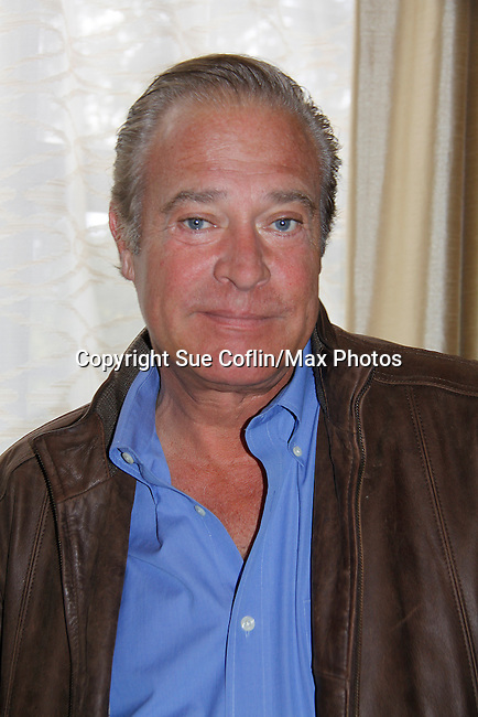 John James (AMC, ATWT, Dynasty, The Colbys) appears at 25th Anniversary of Chiller Theatre on October 25, 2015 at Sheraton Hotel, Parsippany, NJ. (Photo by Sue Coflin/Max Photos)