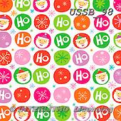 Sarah, GIFT WRAPS, GESCHENKPAPIER, PAPEL DE REGALO, Christmas Santa, Snowman, Weihnachtsmänner, Schneemänner, Papá Noel, muñecos de nieve, paintings+++++,USSB98,#GP#,#X#