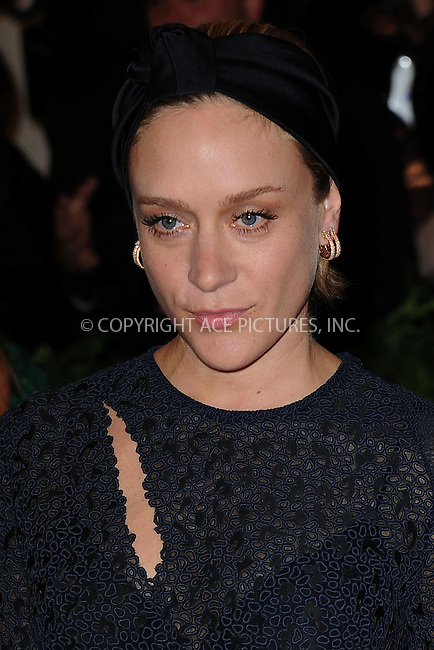 WWW.ACEPIXS.COM....May 6 2013, New York City....Chloe Sevigny arriving at the Costume Institute Gala for the 'PUNK: Chaos to Couture' exhibition at the Metropolitan Museum of Art on May 6, 2013 in New York City.....By Line: Kristin Callahan/ACE Pictures......ACE Pictures, Inc...tel: 646 769 0430..Email: info@acepixs.com..www.acepixs.com