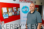 Gareth Harteveld - youth work manager<br />  at the KDYS (Kerry Diocesan Youth Service) in Tralee<br />  .