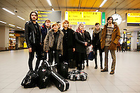 Amsterdam, january 27, 2015<br />