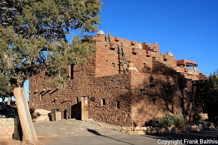 Grand Canyon National Park,  Hopi House