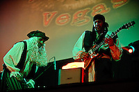 Killing Vegas in Halloween concert at Voodoo Lounge of Harrah's Casino in Maryland Heights, MO on Oct 31, 2009.