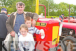 Enjoying the Vintage Day in Knockanure on Sunday were Patrick Richard and Leona O' Sullivan..   Copyright Kerry's Eye 2008