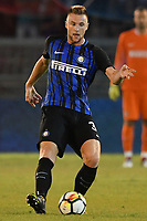 Milan Skriniar Inter <br /> San Benedetto del Tronto 06-08-2017 <br /> Football Friendly Match  <br /> Inter - Villarreal Foto Andrea Staccioli Insidefoto
