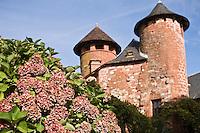Europe/France/Limousin/19/Corrèze/Collonges-la-Rouge : Maison de La Ramade de Friac XVI ème