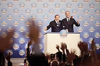 Berlusconi e Alfano , kermesse PDL