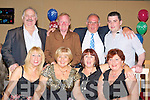 6769-6775.Joan O'Connor, Kevin Barry Villas, Tralee with family celebrating her 60th at the Abbeygate Hotel on Saturday..