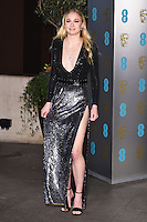 Sophie Turner at the 2017 EE British Academy Film Awards (BAFTA) After-Party held at the Grosvenor House Hotel, London, UK. <br /> 12 February  2017<br /> Picture: Steve Vas/Featureflash/SilverHub 0208 004 5359 sales@silverhubmedia.com