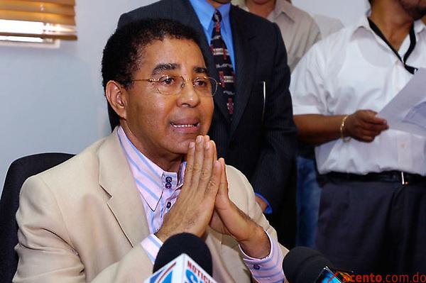 Diandino Pe&ntilde;a, director de la Oficina de Ordenamiento del Trancito.<br />Lugar:Santo Domingo, RD<br />Foto:Cesar de la Cruz<br />Fecha: