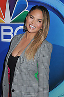 13 May 2019 - New York, New York - Chrissy Teigen at the NBC 2019/2020 Upfront, at the Four Seasons Hotel.       <br /> CAP/ADM/LJ<br /> ©LJ/ADM/Capital Pictures