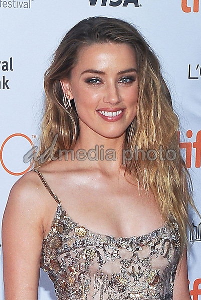 "12 September 2015 - Toronto, Ontario, Canada - Amber Heard. ""The Danish Girl"" Premiere during the 2015 Toronto International Film Festival held at  Princess of Wales Theatre. Photo Credit: Brent Perniac/AdMedia"