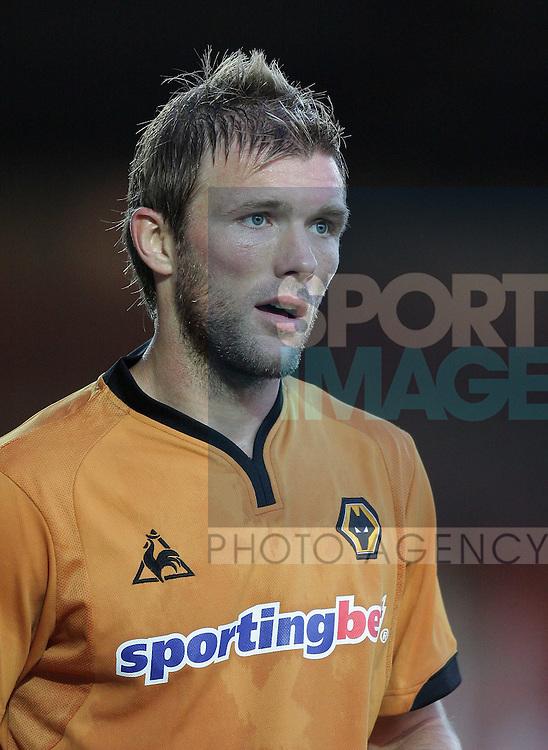 Darren Ward of Wolverhampton Wanderers