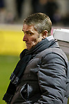 Lee Clark Manager of Blyth Spartans. Blyth Spartans v Brackley Town, 30112019. Croft Park, National League North. Photo by Paul Thompson.